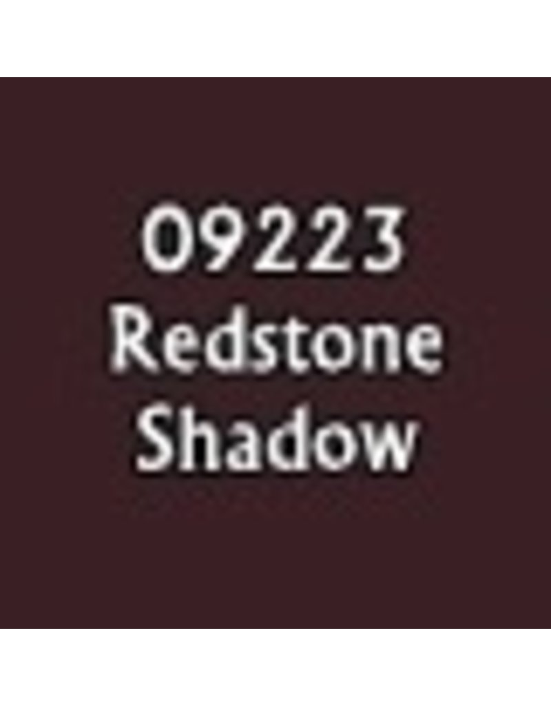 Reaper Paints & Supplies RPR09223 MS Redstone Shadow