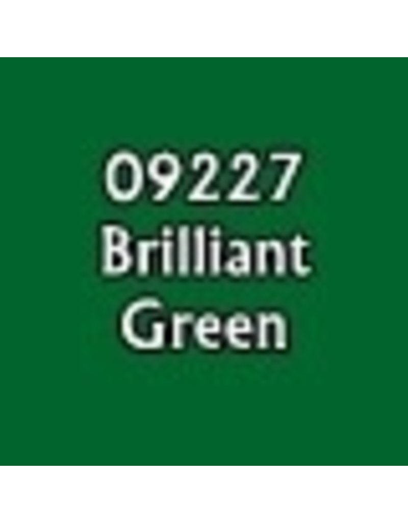 Reaper Paints & Supplies RPR09227 MS Brilliant Green