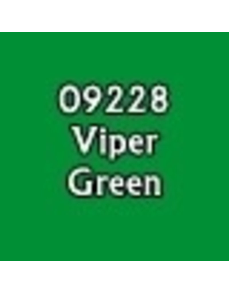 Reaper Paints & Supplies RPR09228 MS Viper Green