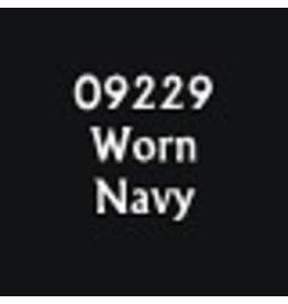Reaper Paints & Supplies RPR09229 MS Worn Navy