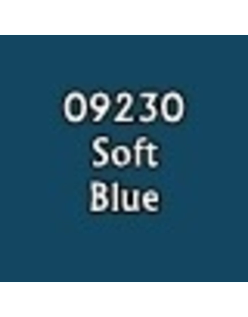 Reaper Paints & Supplies RPR09230 MS Soft Blue