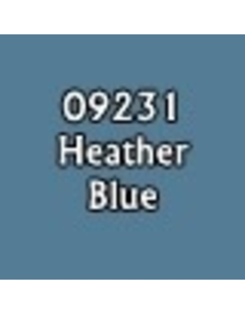 Reaper Paints & Supplies RPR09231 MS Heather Blue
