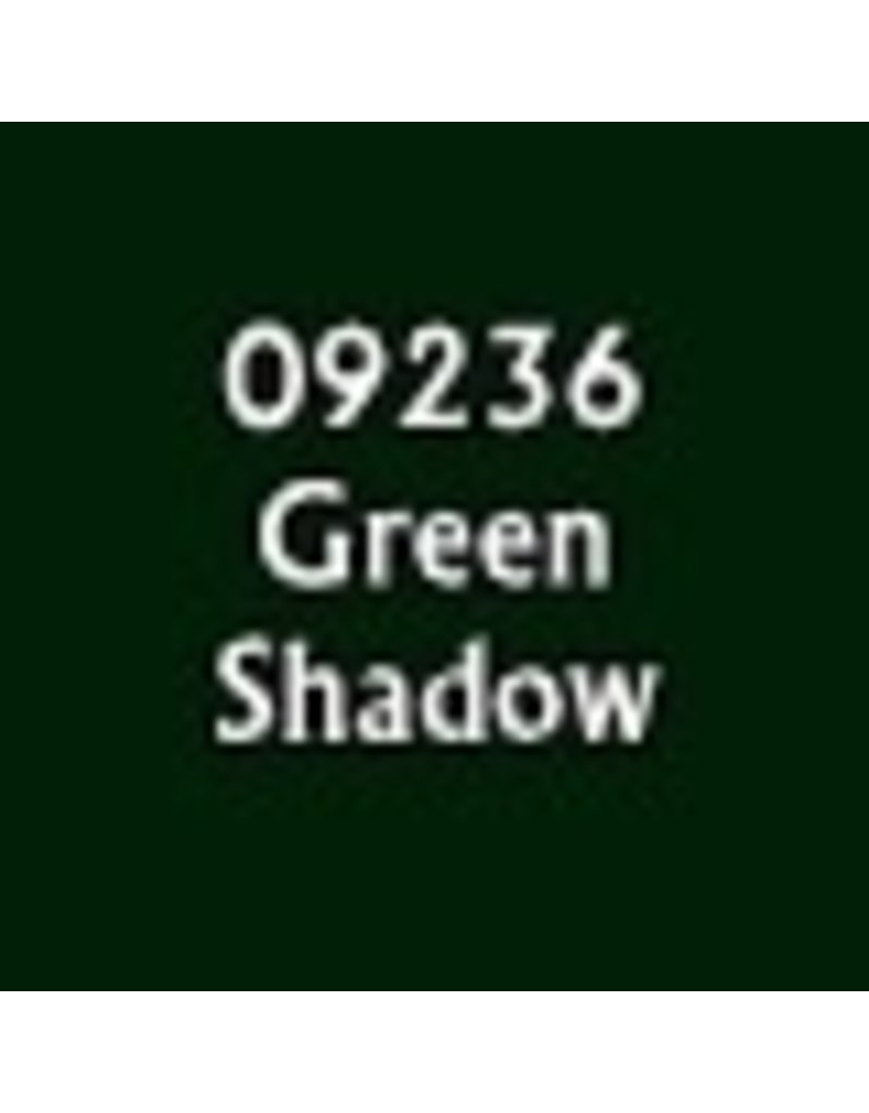 Reaper Paints & Supplies RPR09236 MS Green Shadow