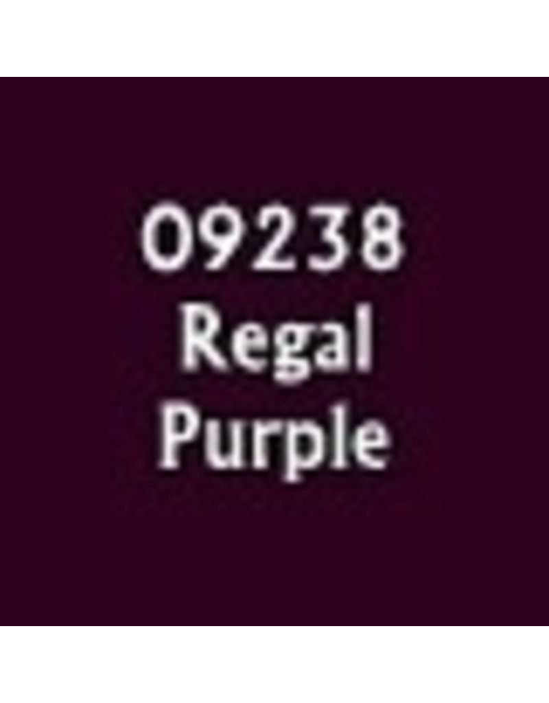 Reaper Paints & Supplies RPR09238 MS Regal Purple