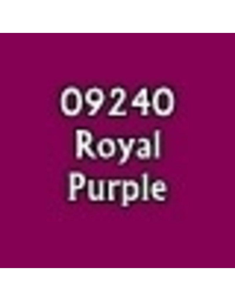 Reaper Paints & Supplies RPR09240 MS Royal Purple