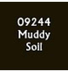 Reaper Paints & Supplies RPR09244 MS Muddy Soil