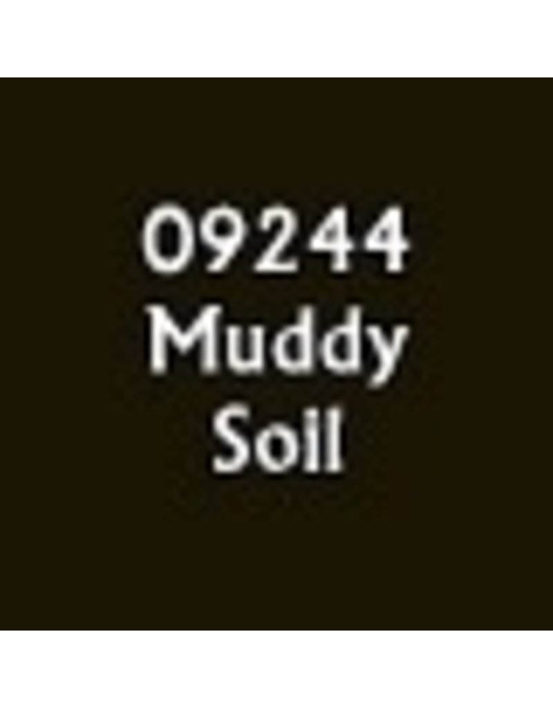 Reaper Paints & Supplies RPR09244 MS Muddy Soil
