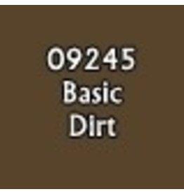 Reaper Paints & Supplies RPR09245 MS Basic Dirt