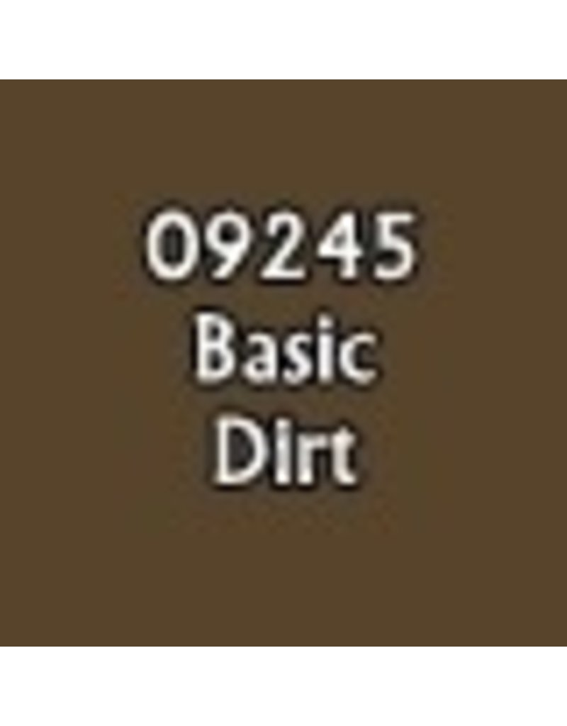 Reaper Paints & Supplies RPR09245 MS Basic Dirt