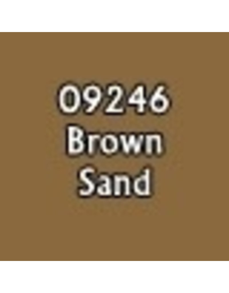 Reaper Paints & Supplies RPR09246 MS Brown Sand