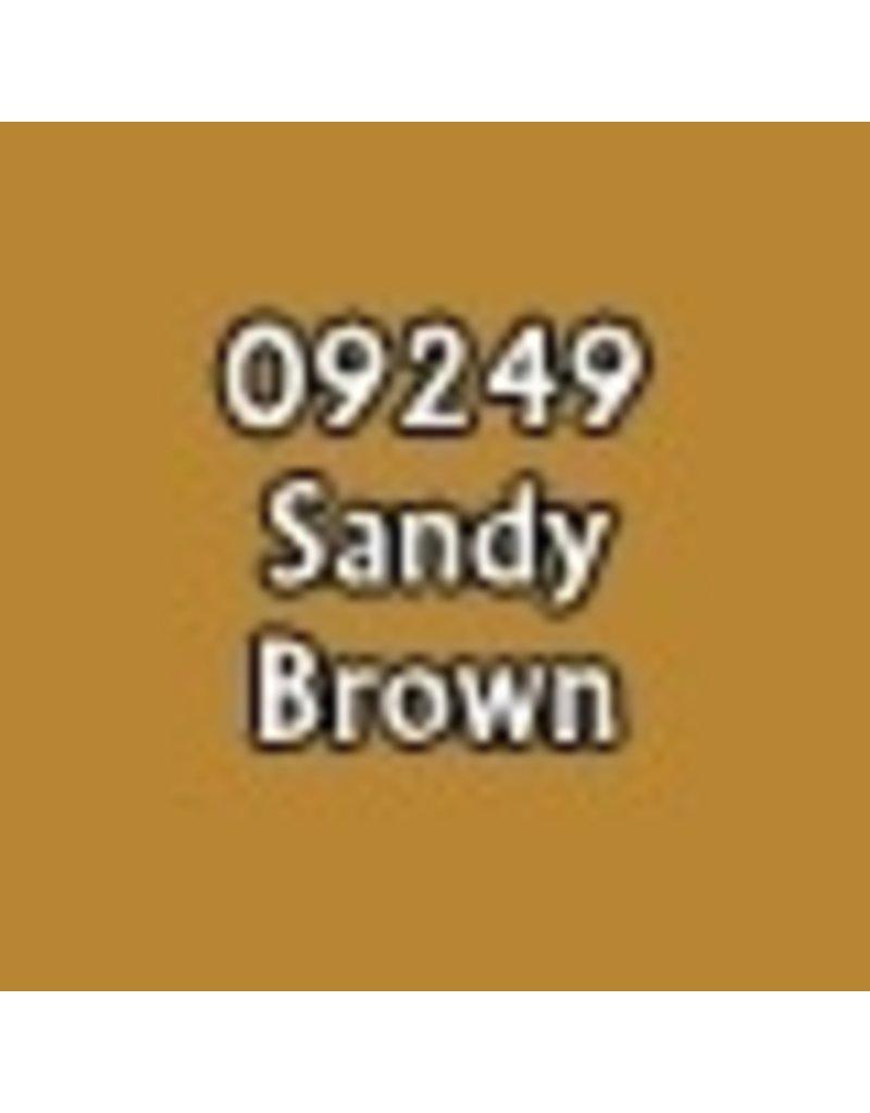 Reaper Paints & Supplies RPR09249 MS Sandy Brown