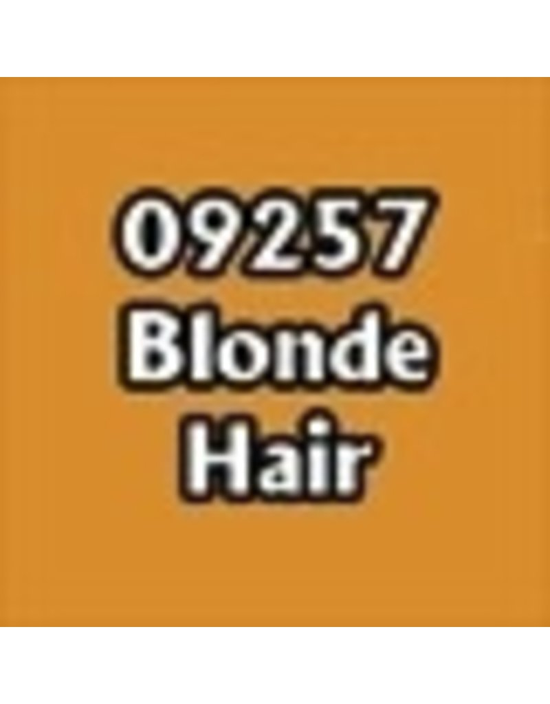 Reaper Paints & Supplies RPR09257 MS Blonde Hair