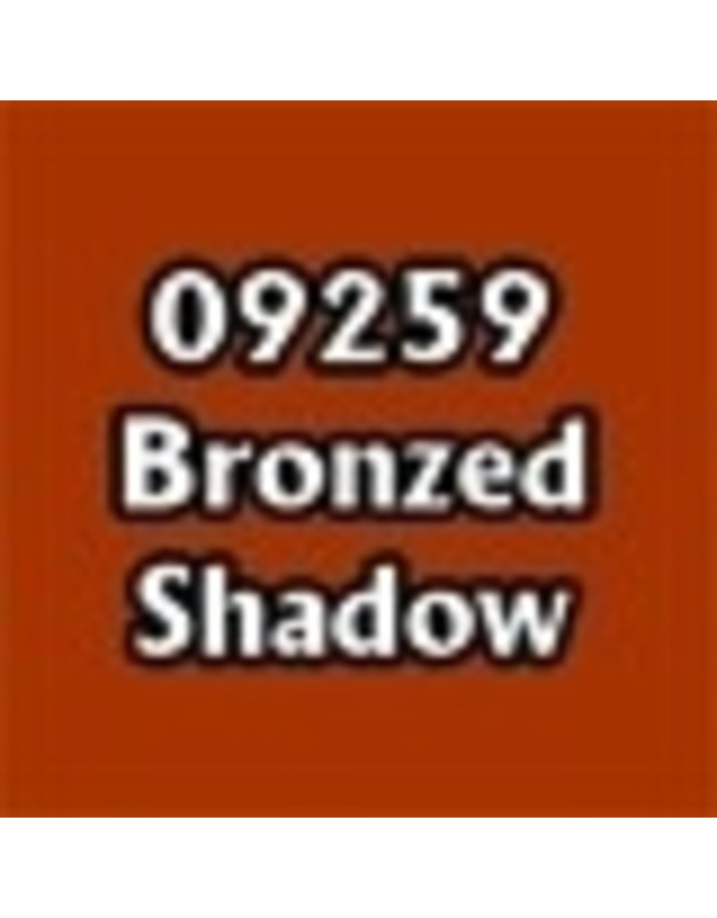 Reaper Paints & Supplies RPR09259 MS Bronzed Shadow