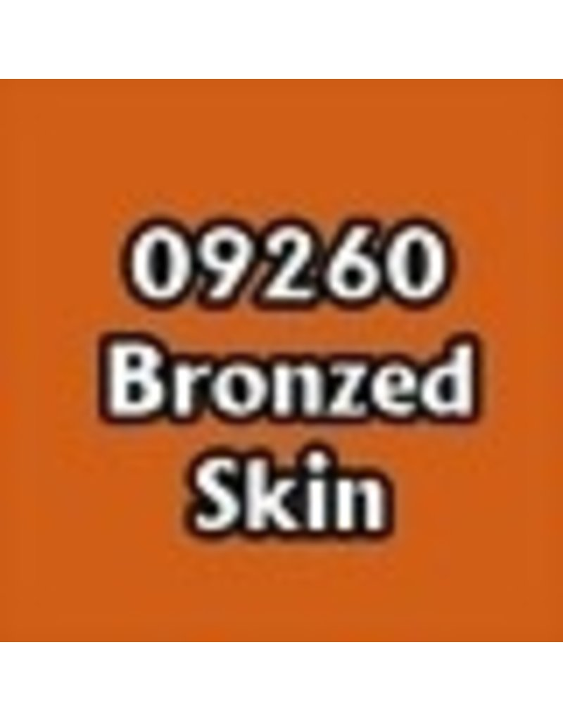 Reaper Paints & Supplies RPR09260 MS Bronzed Skin
