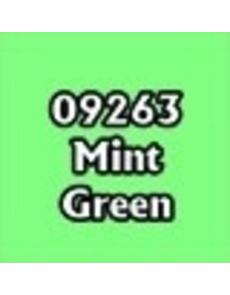 Reaper Paints & Supplies RPR09263 MS Mint Green