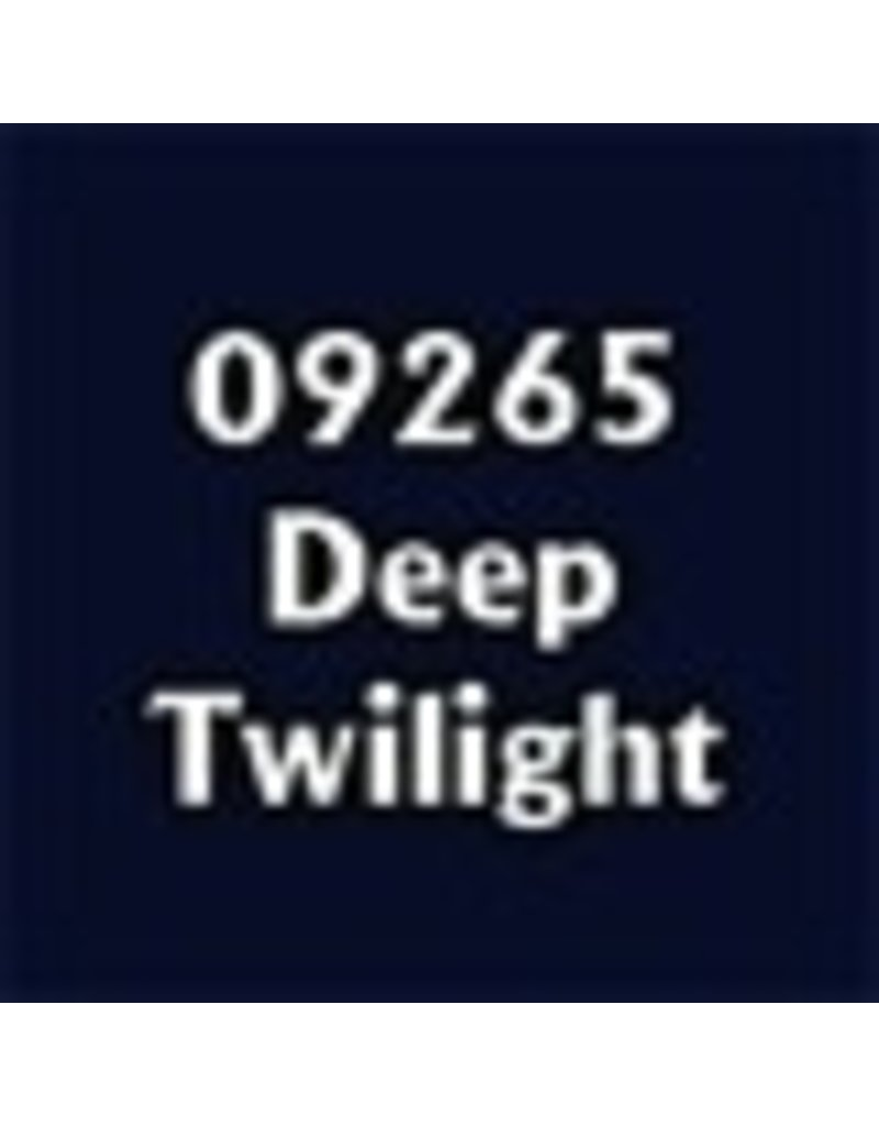 Reaper Paints & Supplies RPR09265 MS Deep Twilight