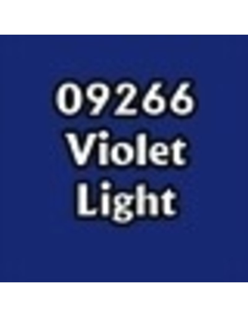 Reaper Paints & Supplies RPR09266 MS Violet Light