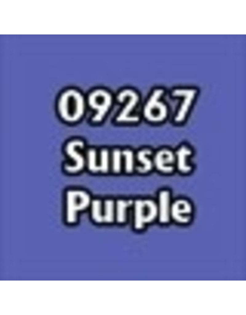 Reaper Paints & Supplies RPR09267 MS Sunset Purple