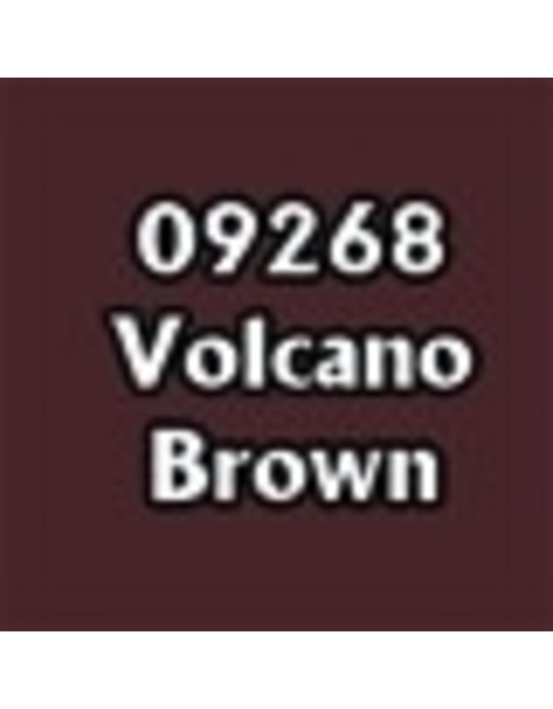 Reaper Paints & Supplies RPR09268 MS Volcano Brown