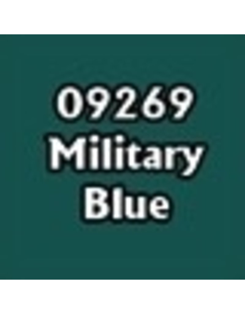 Reaper Paints & Supplies RPR09269 MS Military Blue