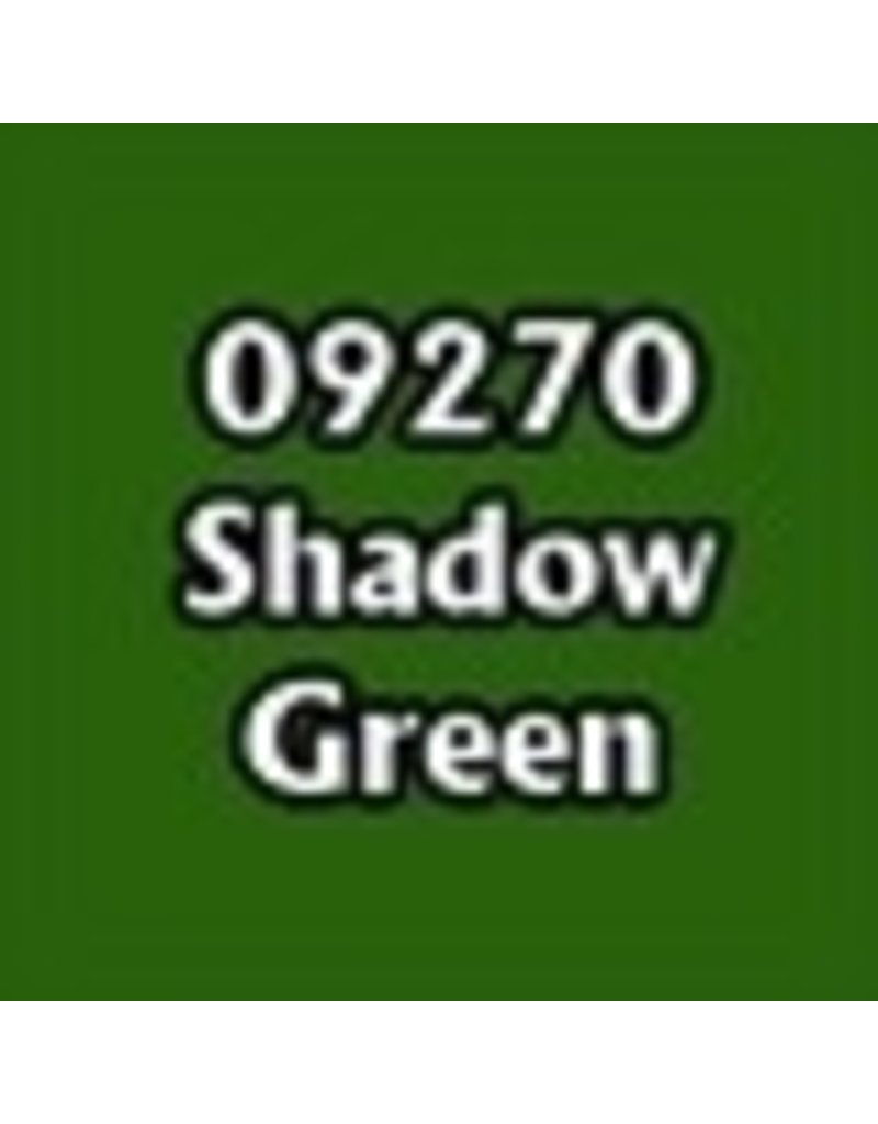 Reaper Paints & Supplies RPR09270 MS Shadow Green