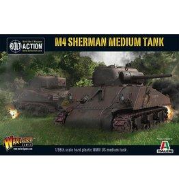 Bolt Action BA American Army: M4 Sherman (75) Plastic