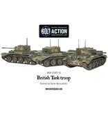 Bolt Action BA British Army: Tank Troop (3 Cromwells)