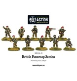 Bolt Action BA British Army: Paratroop Section