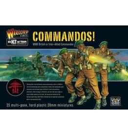 Bolt Action BA British Army: Commandos (25)