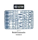 Bolt Action BA British Army: Commandos (25)