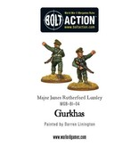 Bolt Action BA British Army: Gurkhas