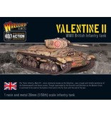 Bolt Action BA British Army: Valentine II Cruiser Tank