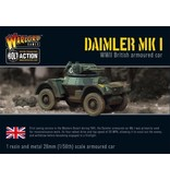 Bolt Action BA British Army: Daimler Armoured Car