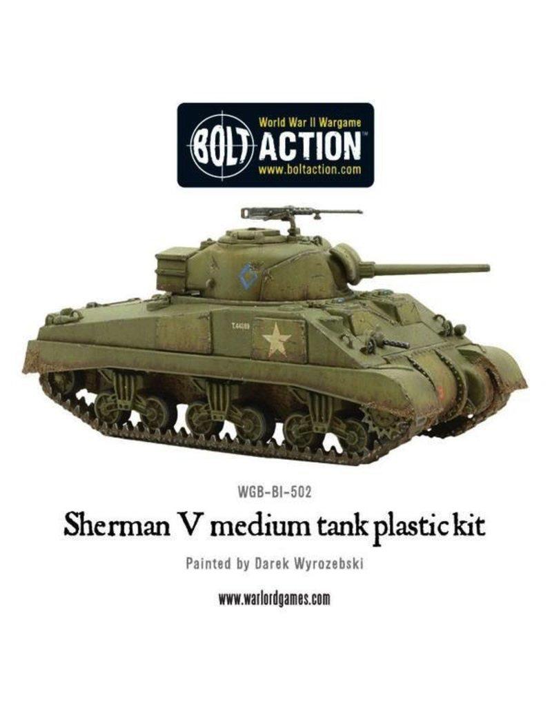 Bolt Action BA British Army: Sherman V