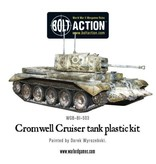 Bolt Action BA British Army: Cromwell Cruiser Tank