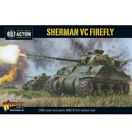 Bolt Action BA British Army: Sherman Firefly Vc