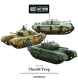 Bolt Action BA British Army: Churchill Troop