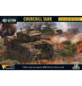 Bolt Action BA British Army: Churchill Tank