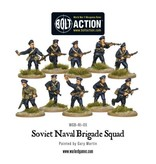 Bolt Action BA Soviet Army: Naval Brigade