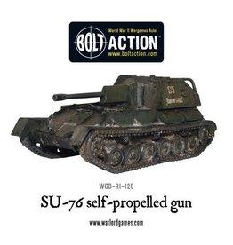 Bolt Action BA Soviet Army: SU-76 Self Propelled Gun