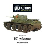 Bolt Action BA Soviet Army: BT-7 Fast Tank