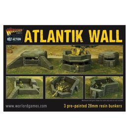 Bolt Action BA Terrain: Atlantik Wall