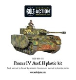 Bolt Action Bolt Action Starter Set - German Armoured Platoon (3 Panzer IV's)