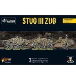 Bolt Action BA German Army: StuG III Zug (3)