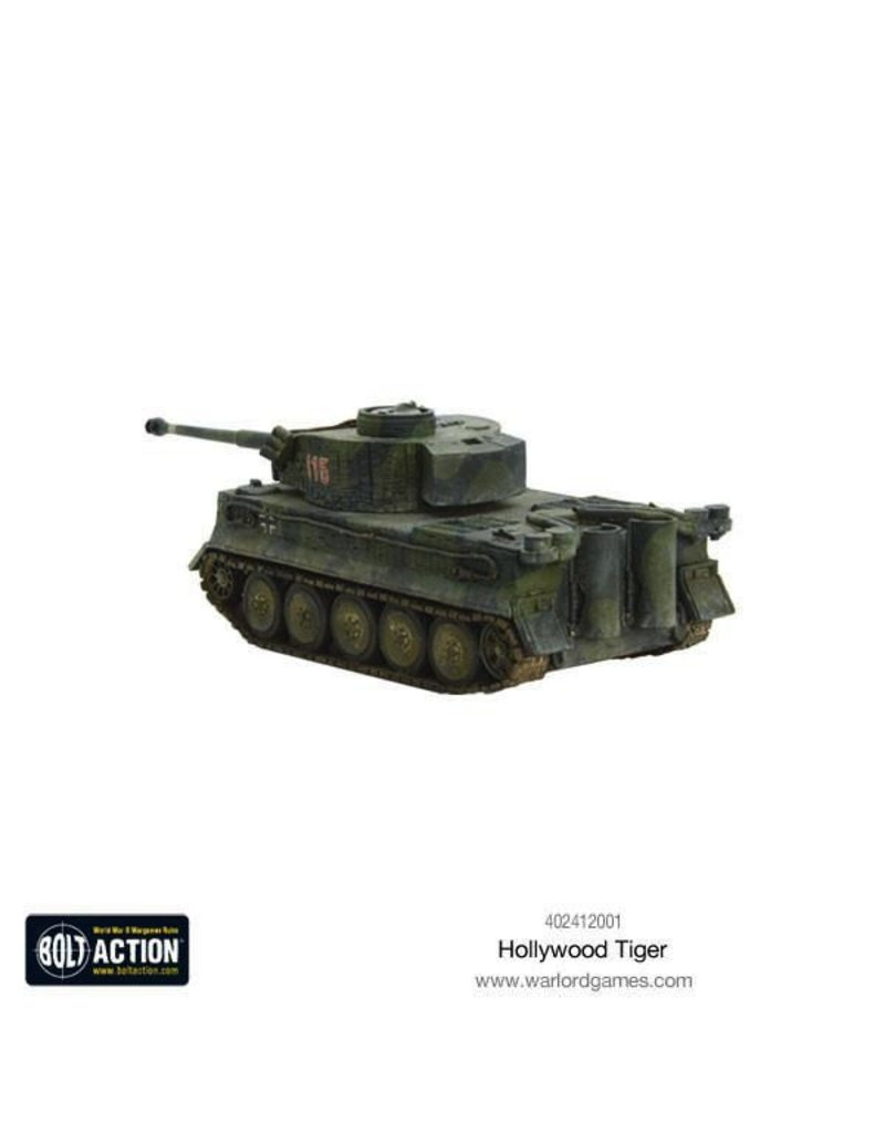 Bolt Action BA German Army: Hollywood Tiger
