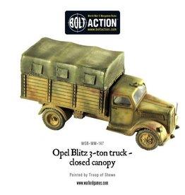 Bolt Action BA German Army: Opel Blitz