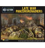 Bolt Action BA German Army: Late War Panzergrenadiers (30 + 3 Hanomags)