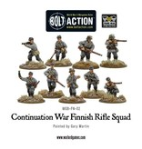 Bolt Action BA Finnish Army: Finnish Rifle Squad (9 Infantry)