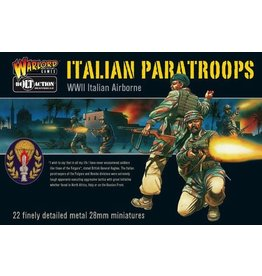 Bolt Action BA Italian Army: Paratroopers (22)