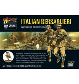 Bolt Action BA Italian Army: Bersaglieri Infantry